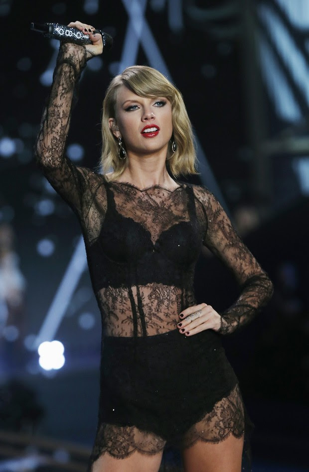 Victoria's Secret Fashion Show 2014 - Taylor Swift (Foto: Reuters)