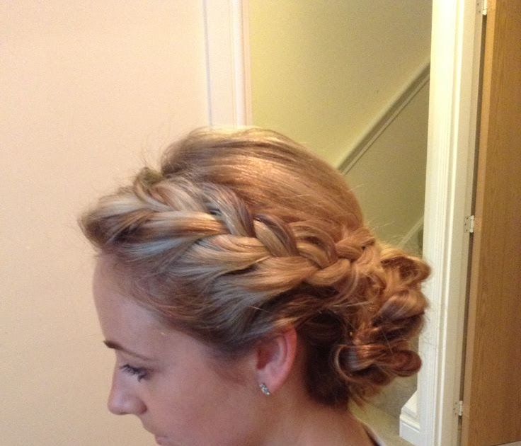 Hairstyles For Prom One Side Damen Hair