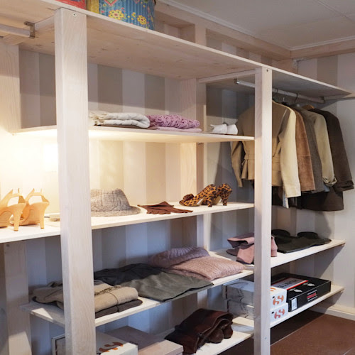 Ideas para hacer un closet casero latest interior design for Design economico