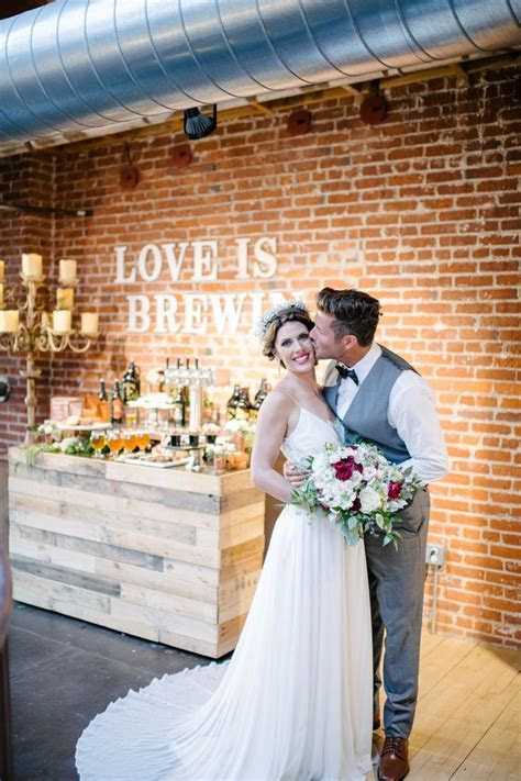 17 Best ideas about Brewery Wedding on Pinterest   Brewery