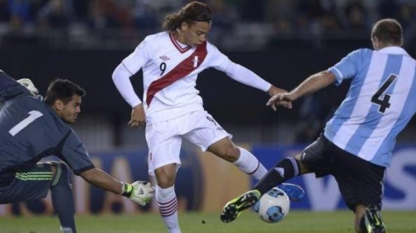 ARGENTINA 3 - PERU 1