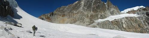 Cho La Glacier - Christmas Day