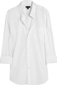 J.Crew Oversized cotton shirt