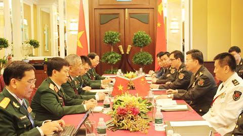 thứ trưởng, quốc phòng, Nguyễn Chí Vịnh, Shangri-La, giàn khoan, chủ quyền, Biển Đông, Hải Dương 981