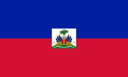 Ficheiro:Flag of Haiti.svg