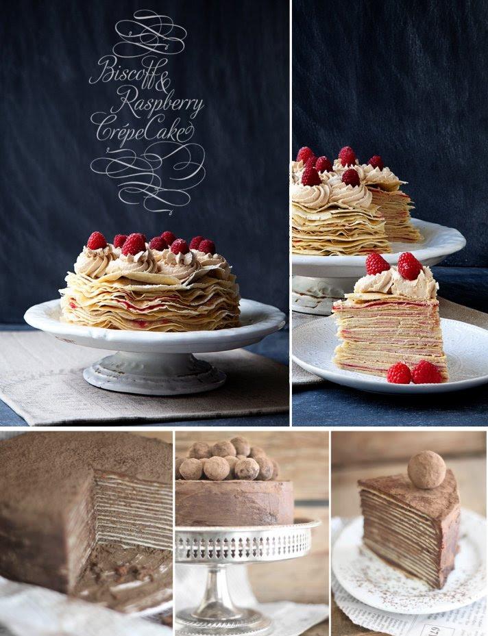 Wedding Cake Alternatives Layered Crepe Cake