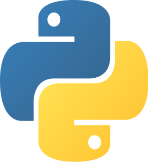 Yep, Python it is!