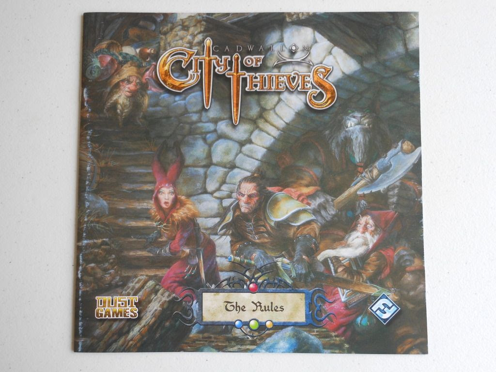 Cadwallon: City of Thieves rules