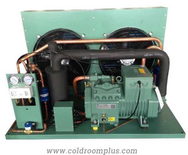 Chiller cold room for condensing unit