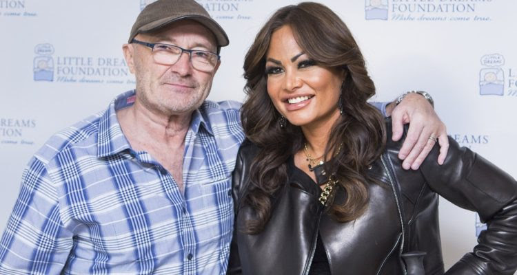 Phil Collins Host Gala At Fillmore Miami Beach