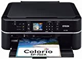 EPSON MultiPhoto Colorio フォト複合機 6色染料インク EP-702A