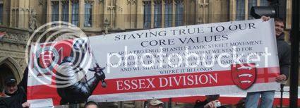 Essex courage
