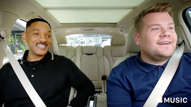 "Apple Renews ""Carpool Karaoke: The Series"" For The Upcoming Second Season"