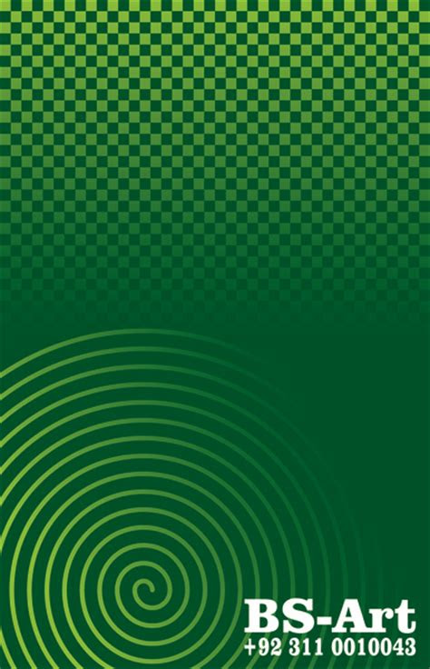 green background vector  vector  open office drawing