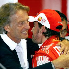 Fernando Alonso logra su primera pole como piloto de Ferrari