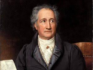 Johann Wolfgang von Goethe (Imagine: Wikipedia)