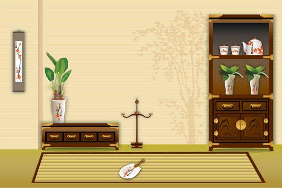 Stock Vector Classical Interior Design  Ai, Svg, Eps Vector Free Download
