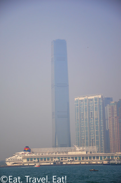 International Commerce Centre- Hong Kong