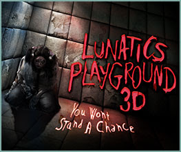 LUNATICS PLAYGROUND 3D | YOU WON'T STAND A CHANCE