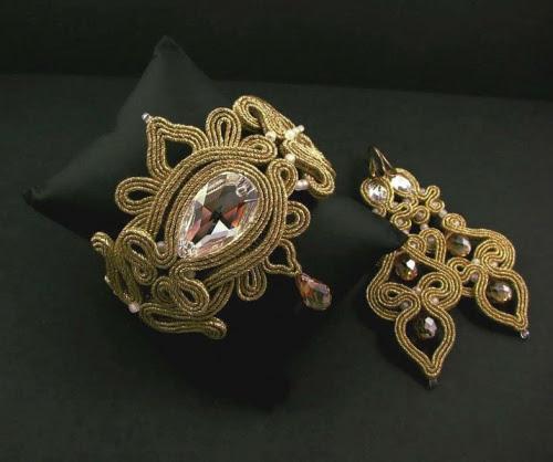 Biżuteria ślubna.
