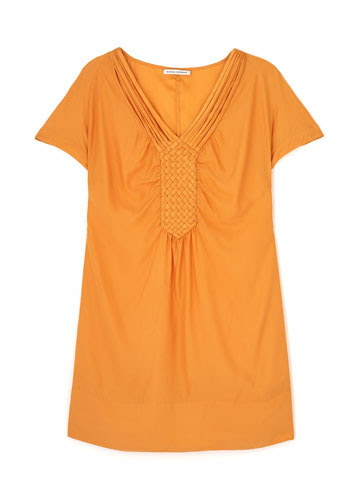 Summer dress: Banana Republic