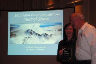 PAPA Best In Show Award 2010
