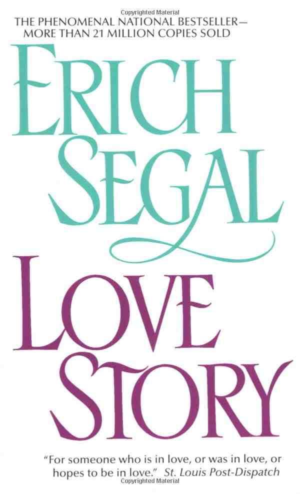 قصة حب - الكتب الاكثر مبيعا في التاريخ
