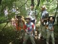 20080815-33夏キャン(山中野営場)森の訓練