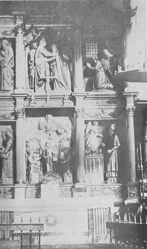 Iglesia de San Justo (Toledo) a principios del siglo XX