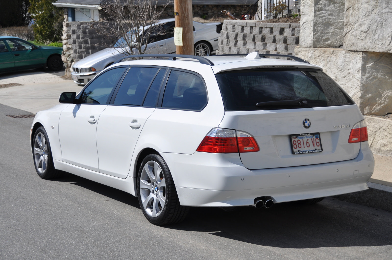 2008 BMW 5 Series - Pictures - CarGurus
