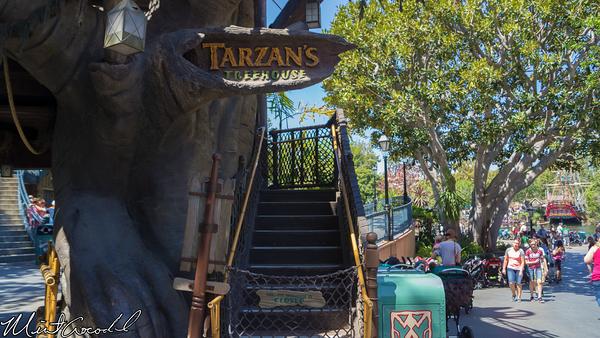 Disneyland Resort, Disneyland, Adventureland, Tarzan, Treehouse, Refurbishment, Refurbish, Refurb