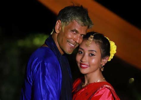 Exclusive Wedding Pictures Of Milind Soman And Ankita Konwar