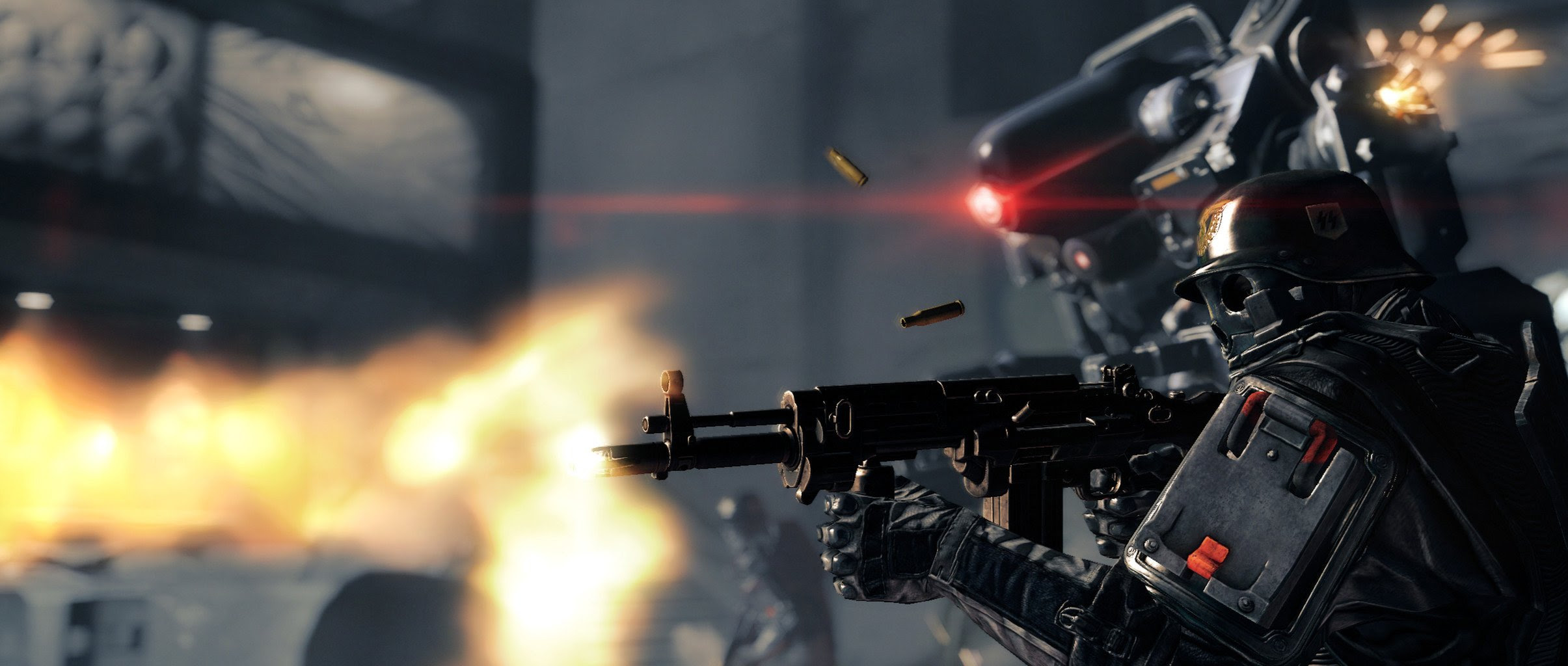 Why is everyone still playing Wolfenstein: The New Order? screenshot