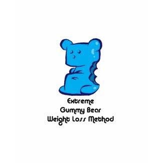 Gummy Bear Weight Loss shirt