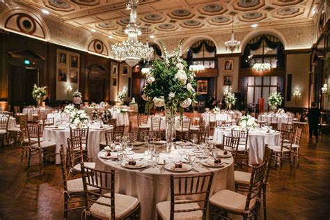 Union League Wedding Reception of Amanda   John   Marie