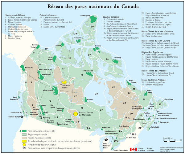 Parks Canada: Bookle