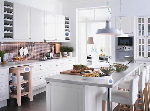 Ideas para la decoración de cocinas - Para Más Información Ingresa en: http://imagenesdecocinas.com/ideas-para-la-decoracion-de-cocinas/