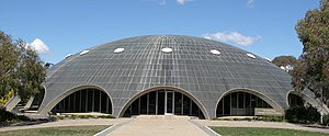 The Shine Dome, Australian Academy of Science ...
