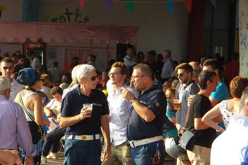 """Polizia Locale festeggia """"con la birra"""" by Ylbert Durishti"""