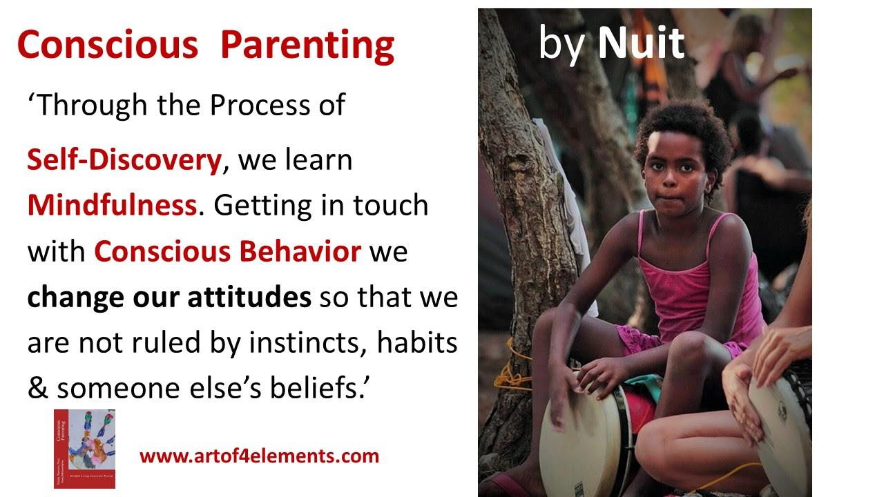 Inspiring Conscious Parenting Quotes