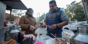 En América Latina y el Caribe 140 millones de trabajadores informales están en riesgo de perder sus medios de subsistencia debido a las medidas de confinamiento obligatorio y el cierre de actividades económicas que ha traído la lucha contra la covid-19. Foto: Oxfam