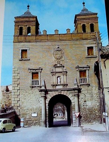 Puerta del Cambrón, Toledo, España (años 60)