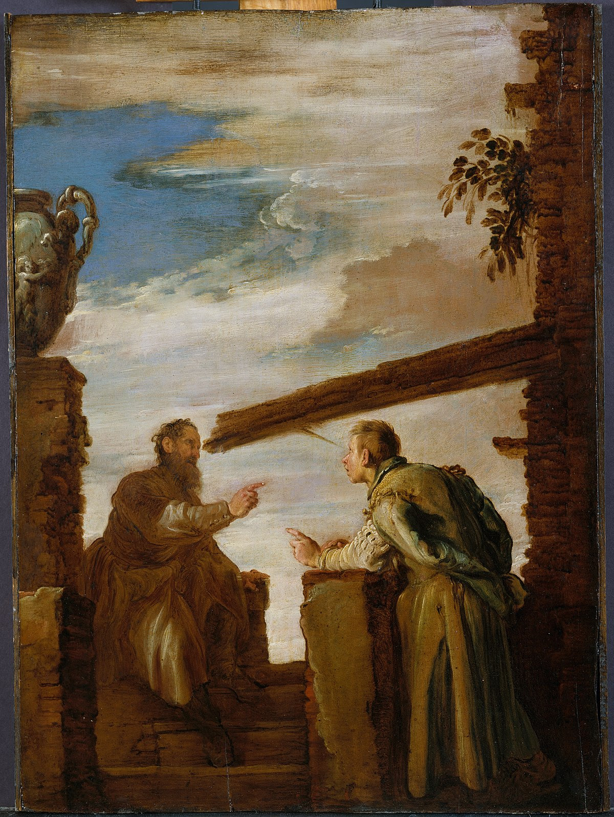 Domenico Fetti - The Parable of the Mote and the Beam.jpg