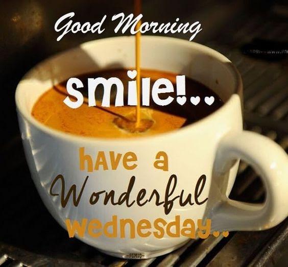 Have A Wonderful Wednesday Wednesday Myniceprofilecom