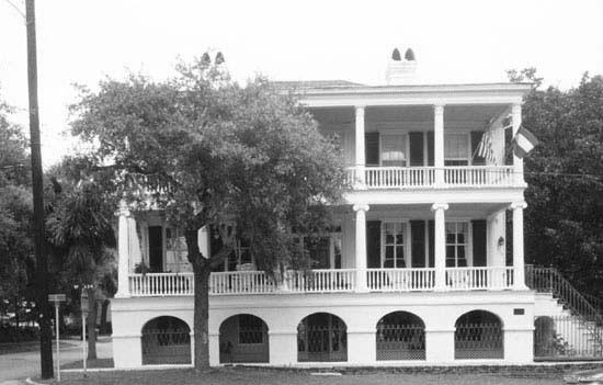 Beaufort-Historic-District