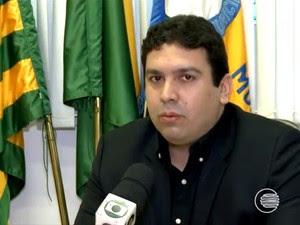 Vice-presidente da APPM (Foto: Reprodução/TV Clube)