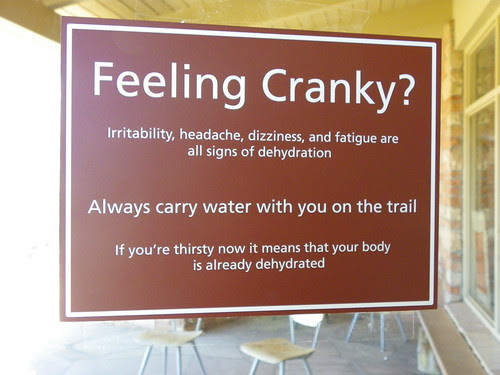 Feeling cranky by ellen forsyth