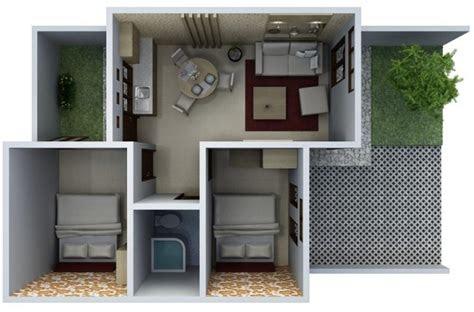 Renovasi Belakang Rumah Type 36 ~ Menghitung Biaya ...