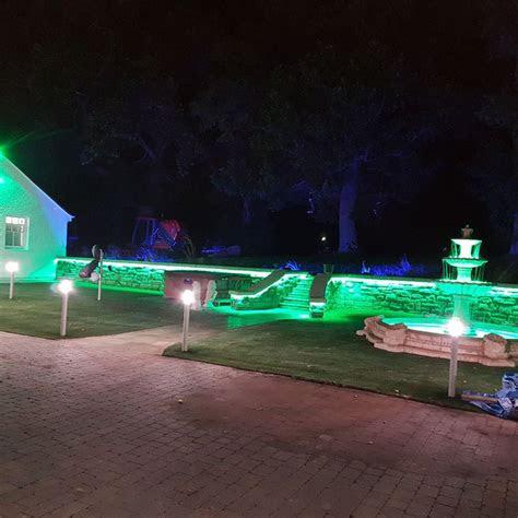 choose  install led garden lights