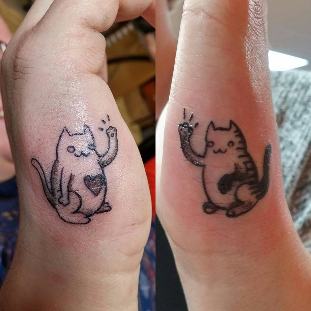 80 Cute Matching Tattoo Ideas for Couples — Together Forever